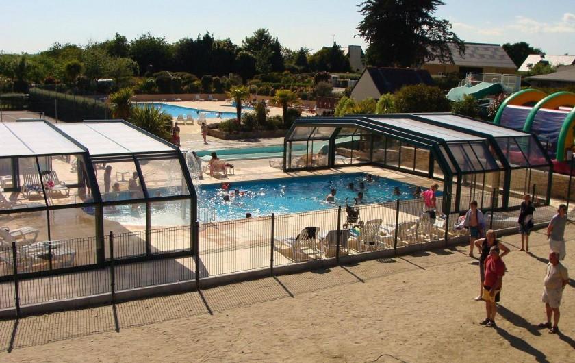 Location de vacances - Bungalow - Mobilhome à La Forêt-Fouesnant