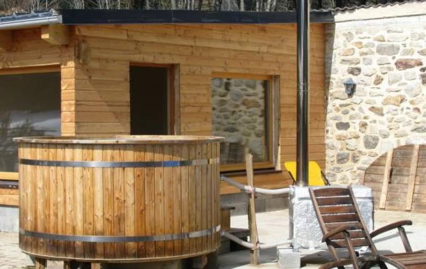 Location de vacances - Chambre d'hôtes à Saint-André-en-Vivarais