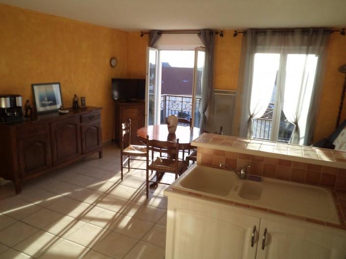 Location de vacances - Appartement à Dives-sur-Mer