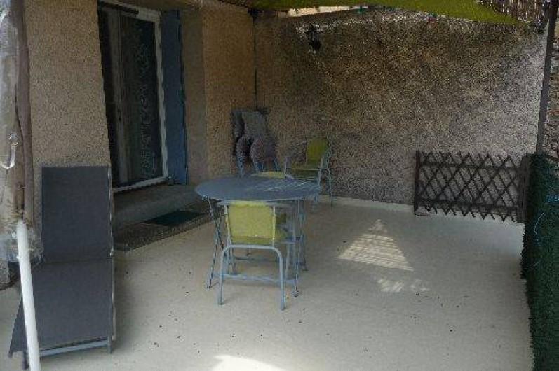 Location de vacances - Gîte à Puyméras