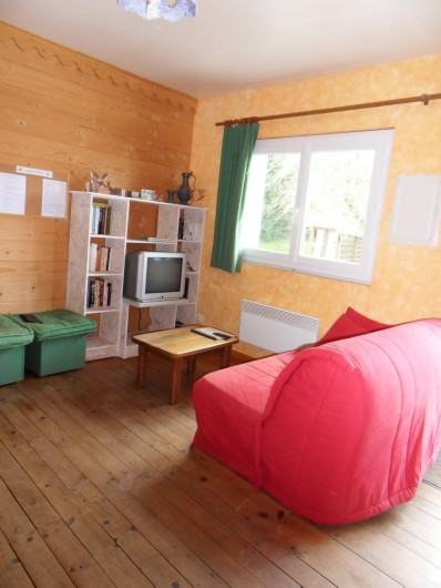 Location de vacances - Gîte à Le Soulié - intérieur gite du Four à pain