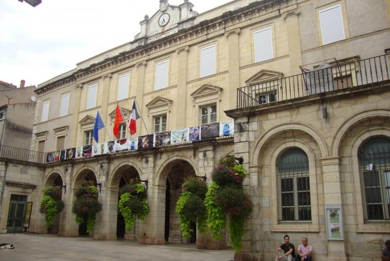 Location de vacances - Maison - Villa à Cahors - mairie de Cahors