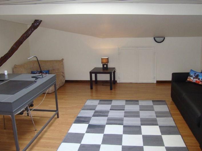 Location de vacances - Maison - Villa à Cahors - mezzanine