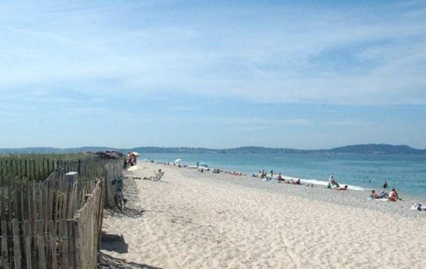Location de vacances - Gîte à Rocbaron - Plage de Hyères