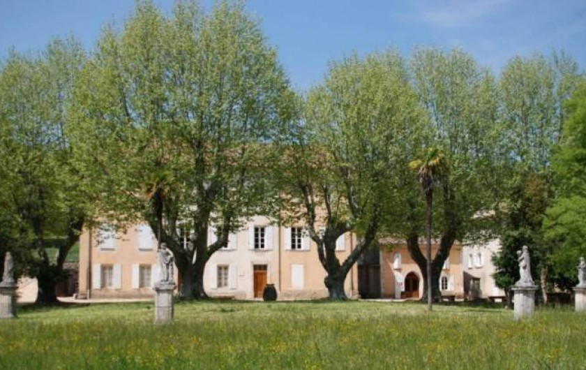 Location de vacances - Gîte à Rocbaron - Domaine viticole