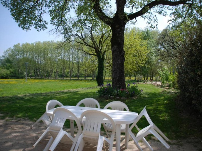 Location de vacances - Gîte à Rocbaron - Jardin