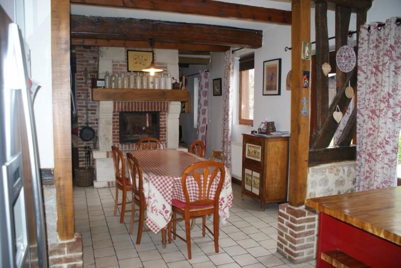 Location de vacances - Gîte à Honfleur - SEJOUR
