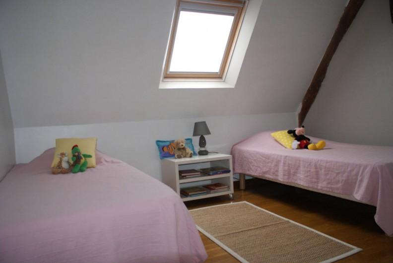 Location de vacances - Gîte à Honfleur - CHAMBRE 3