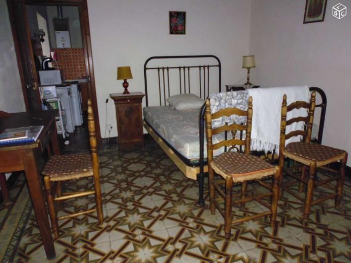 Location de vacances - Maison - Villa à Évisa - grande chambre