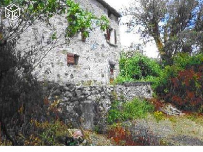 Location de vacances - Maison - Villa à Évisa - façade sud