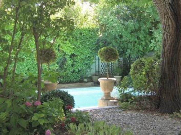 Location de vacances - Maison - Villa à Carpentras