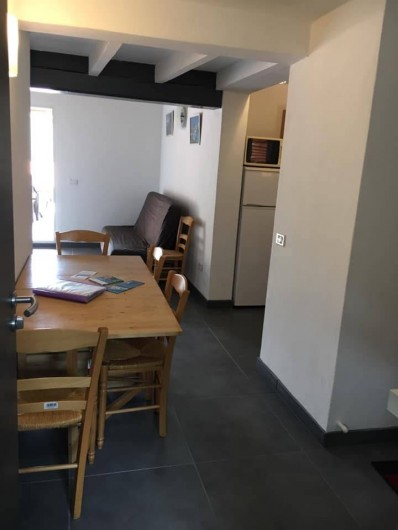 Location de vacances - Appartement à Sainte-Lucie de Porto-Vecchio - TERRASSE R4