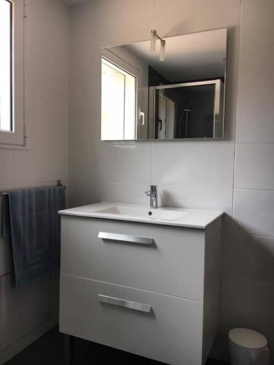 Location de vacances - Appartement à Sainte-Lucie de Porto-Vecchio - CHAMBRE MEZZANINE P8