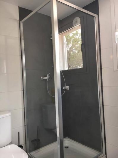 Location de vacances - Appartement à Sainte-Lucie de Porto-Vecchio - MEZZANINE P8