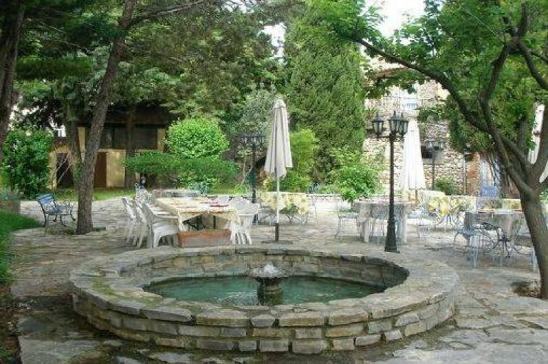 Location de vacances - Mas à Saint-Génies-de-Malgoirès