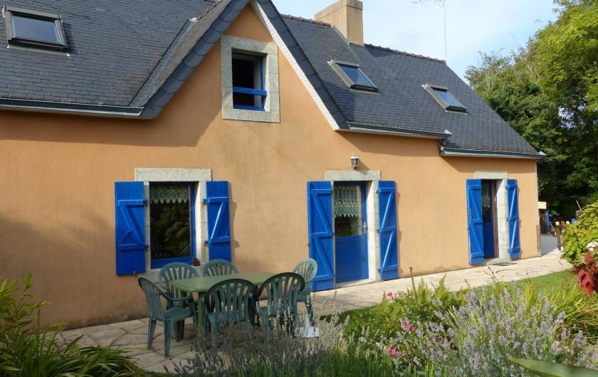 Location de vacances - Maison - Villa à Kermeurzac'h - Ti Guereur