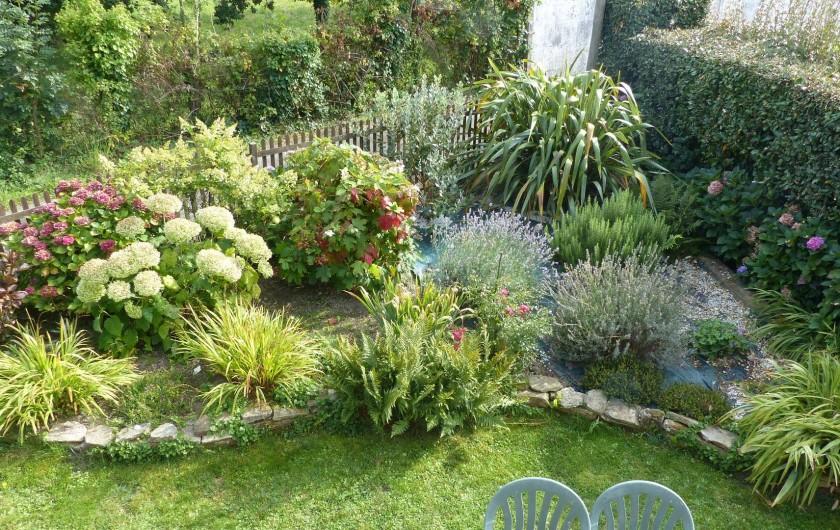 Location de vacances - Maison - Villa à Kermeurzac'h - Le jardin  plein sud