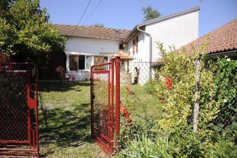 Location de vacances - Gîte à Magny-lès-Jussey