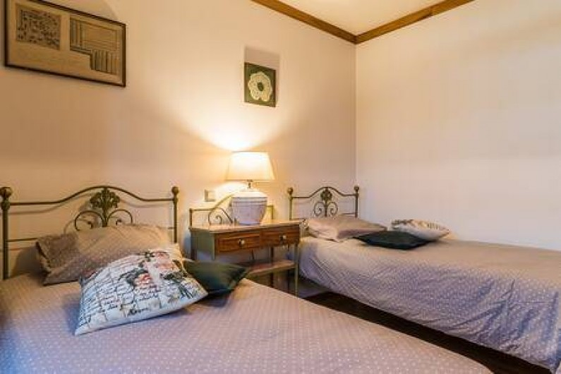 Location de vacances - Chambre d'hôtes à Alcobaça - chambre vert