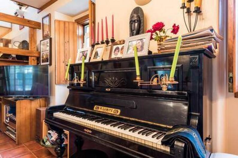 Location de vacances - Chambre d'hôtes à Alcobaça - piano