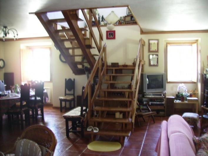 Location de vacances - Chambre d'hôtes à Alcobaça - accès aux chambres