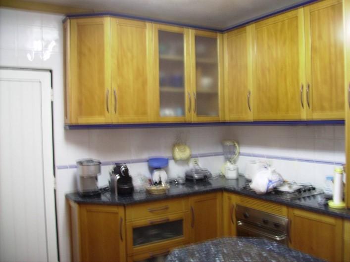 Location de vacances - Chambre d'hôtes à Alcobaça - cuisine