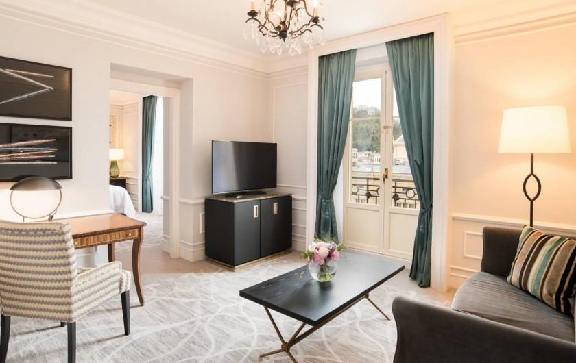 Location de vacances - Hôtel - Auberge à Saint-Sébastien - Junior Suite