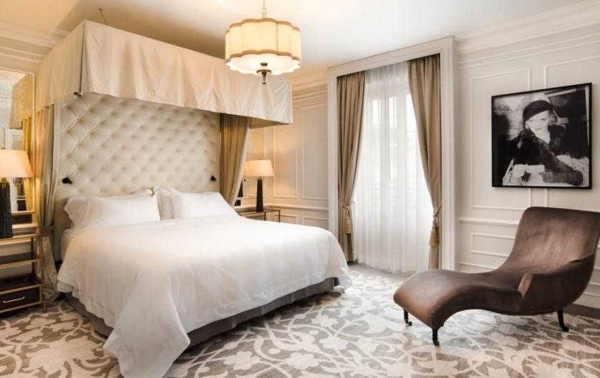 Location de vacances - Hôtel - Auberge à Saint-Sébastien - Suite Bette Davis