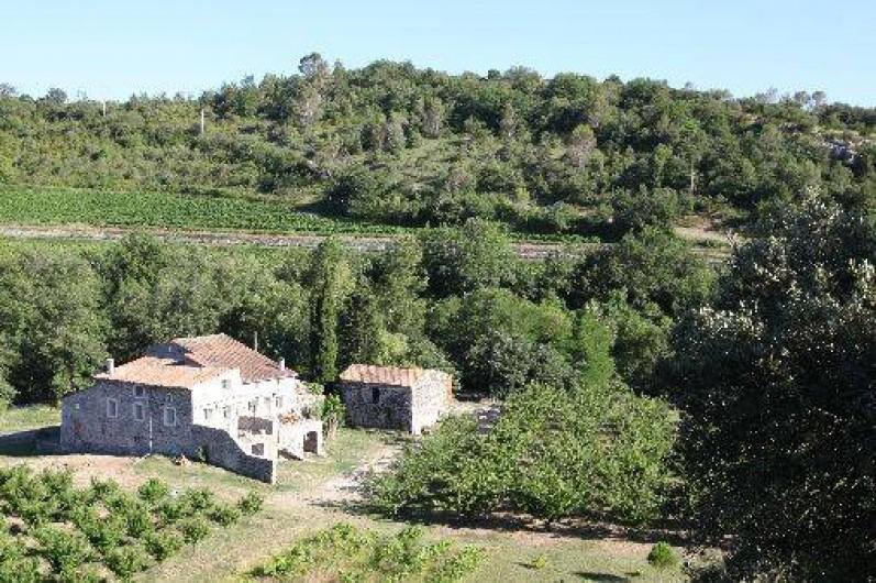 Location de vacances - Gîte à Saint-Thomé
