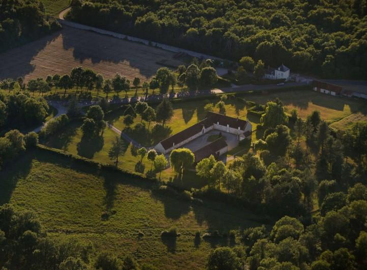 Location de vacances - Gîte à Chambord - Gîte de la Gabillière - extérieur