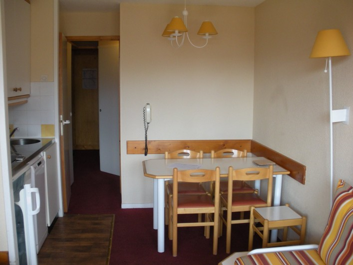 Location de vacances - Studio à Belle Plagne - Coin cuisine