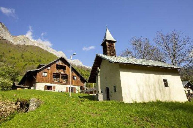 Location de vacances - Gîte à Saint-Ferréol