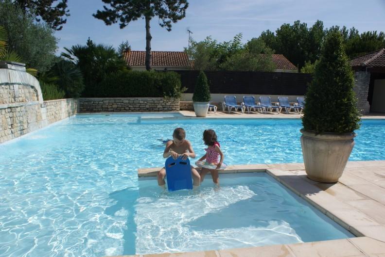 Location de vacances - Gîte à Saint-Pierre-d'Oléron - PETIT BASSIN
