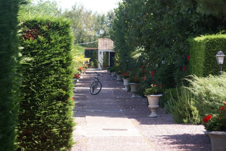 Location de vacances - Gîte à Saint-Pierre-d'Oléron - FLEUR