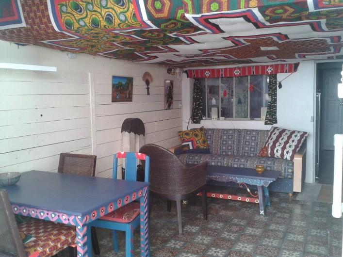Location de vacances - Chambre d'hôtes à Sète - 1er studio  Casa Vassiliu  4 personnes
