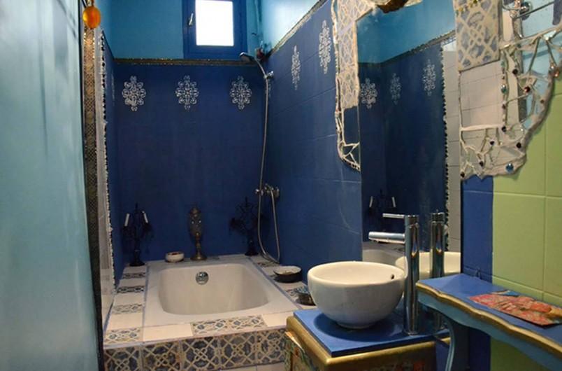 Location de vacances - Chambre d'hôtes à Sète - 2 ème studio  Studio Bollywood 2 personnes