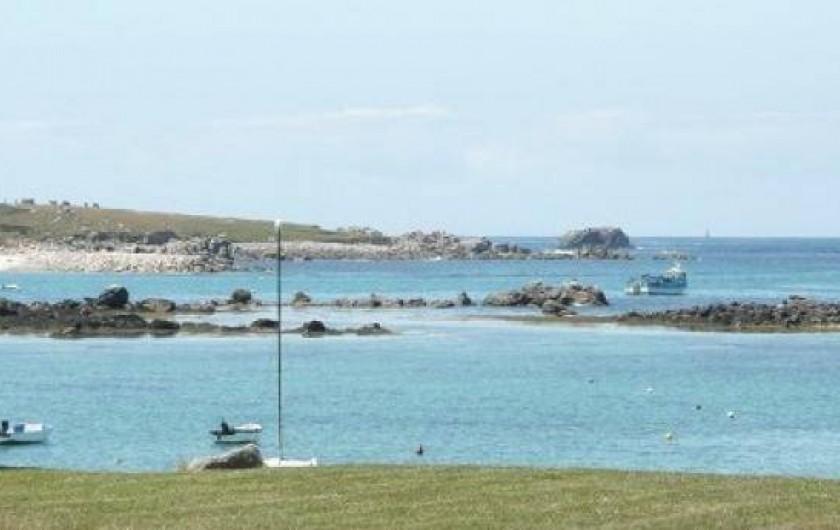 Location de vacances - Maison - Villa à Kersaint - La mer à 300 mètres
