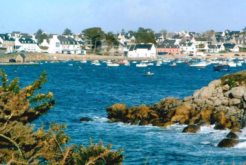 Location de vacances - Maison - Villa à Kersaint - le port de Portsall à 1 kilomètre