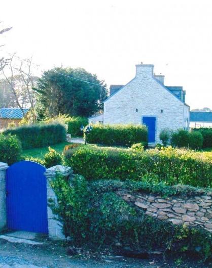 Location de vacances - Maison - Villa à Kersaint - Acces fermé du chemin de Pen Ar Pavé