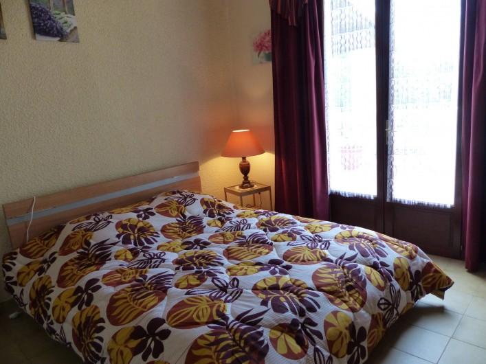 Location de vacances - Villa à Uzès - une literie de qualité dans toutes les chambres