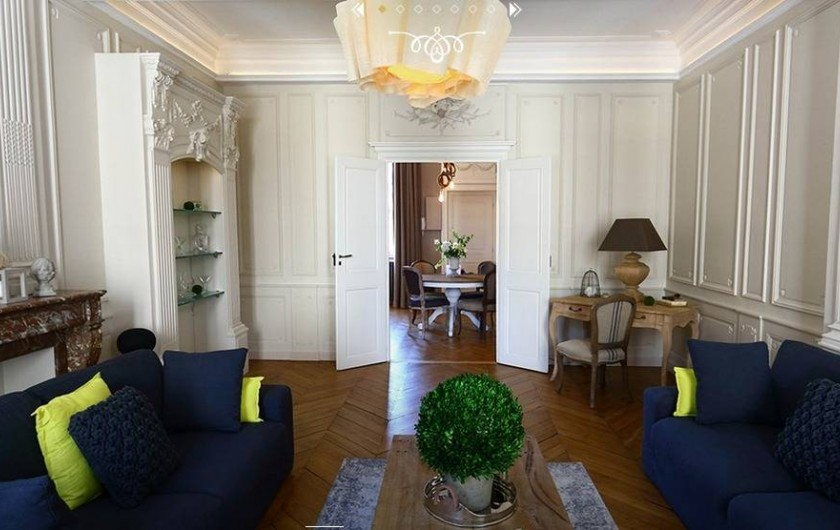 Location de vacances - Appartement à Beaune