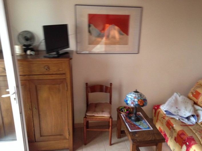 Location de vacances - Studio à Lucciana - Intérieur