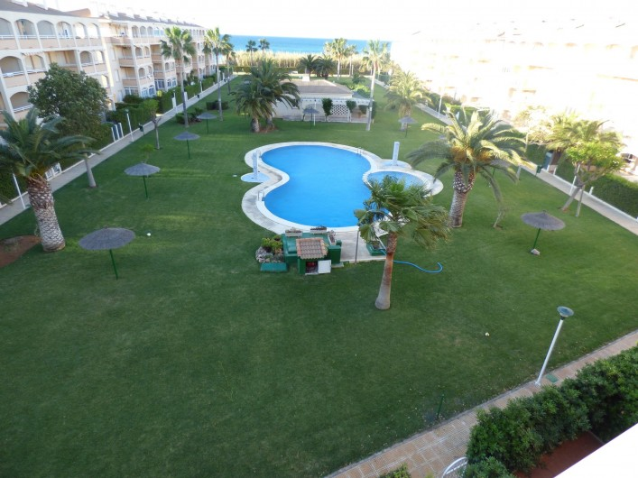 Location de vacances - Appartement à Dénia - RESIDENTIAL