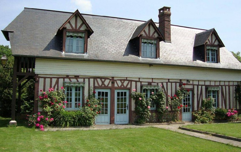 Location de vacances - Gîte à La Noé-Poulain