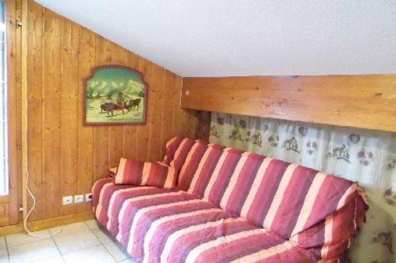 Location de vacances - Appartement à Les Contamines-Montjoie