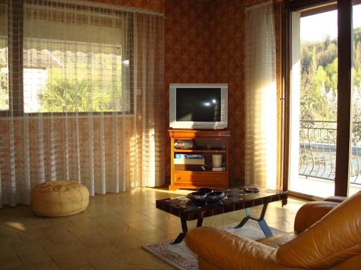 Location de vacances - Gîte à Pont-en-Royans - Salon