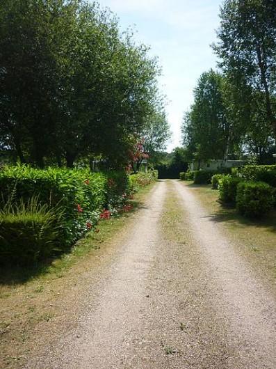 Location de vacances - Camping à Mézières-sous-Lavardin - Un camping nature