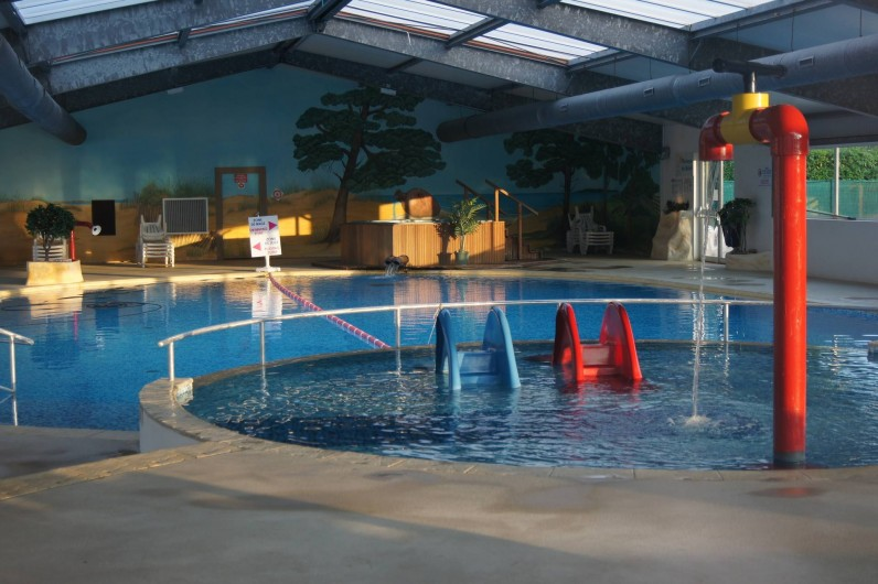 Location de vacances - Bungalow - Mobilhome à Les Mathes - Espace aquatique int