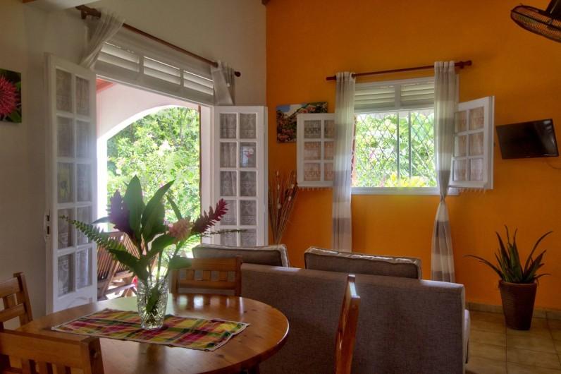 Location de vacances - Villa à Lamentin