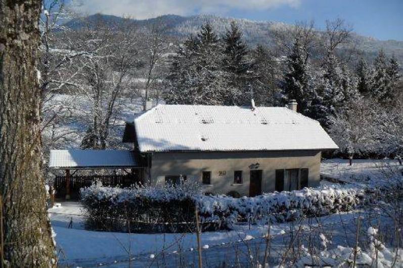 Location de vacances - Villa à Cranves-Sales